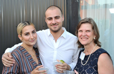 brandon rosenblack in Summer Sunset Dinner Benefitting Lonely Whale Foundation