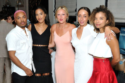 lee bannon in Inside The Lonely Whale Foundation's First Annual Summer Sunset Dinner