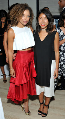 claire chan in Inside The Lonely Whale Foundation's First Annual Summer Sunset Dinner