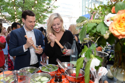 greg fodell in Molly Guy's Chicago Soiree in Bloom Curated With Cointreau and Guest of a Guest
