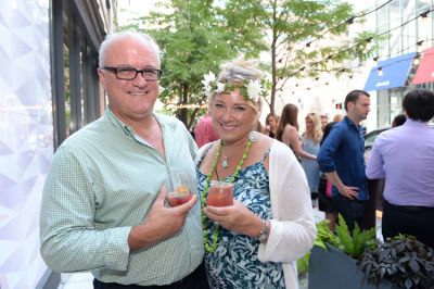 jeff white in Molly Guy's Chicago Soiree in Bloom Curated With Cointreau and Guest of a Guest