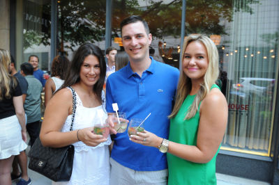 alex moresco in Molly Guy's Chicago Soiree in Bloom Curated With Cointreau and Guest of a Guest