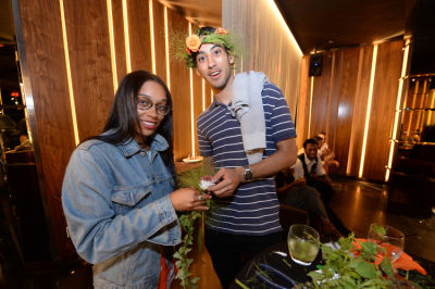 lindsey ferguson in Molly Guy's Chicago Soiree in Bloom Curated With Cointreau and Guest of a Guest