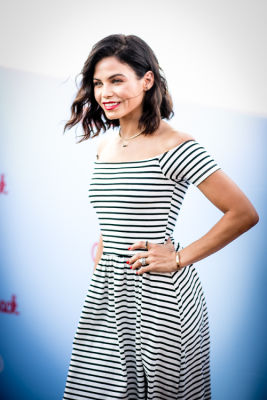 jenna dewan in Target's Cat & Jack Brand Launch