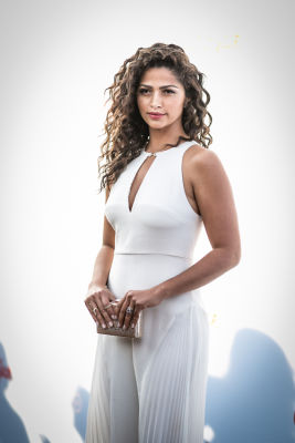 camila alves in Target's Cat & Jack Brand Launch
