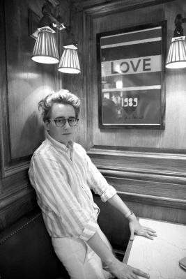 luke edward-hall in Luke Edward Hall, Fashion's Favorite Illustrator & Interior Design Genius