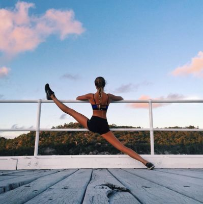 The Non-Athlete's Guide To Working Out Like An Olympian