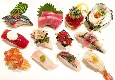 All-You-Can-Eat Sushi & Sake Spots In NYC