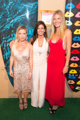 Tracy Anderson, Maria Baum, Gwyneth Paltrow