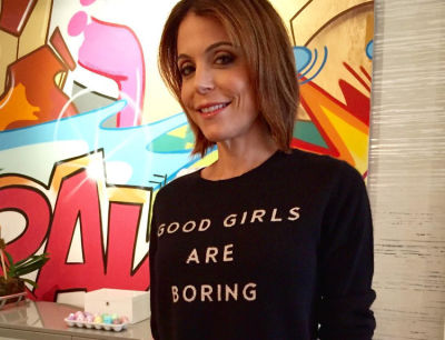 Bethenny Frankel Is Pretty Much Us At A Concert
