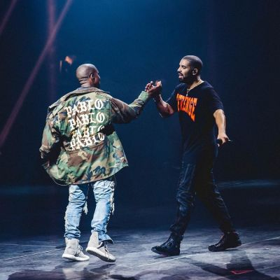 Kanye West, Drake