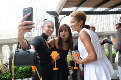 Saks Fifth Avenue Unveils A Chic New Terrace To Get Tipsy On