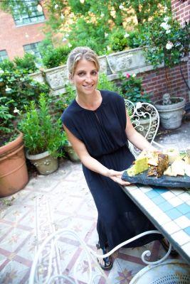 deena chanowitz in Food Artist Chef Deena Is New York's Best Kept Culinary Secret