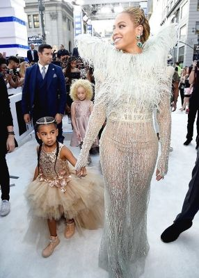 Blue Ivy Carter, Beyonce