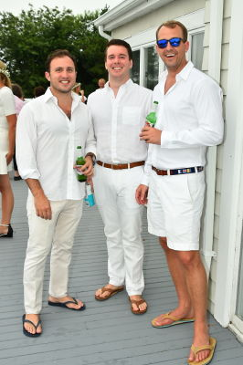 conor stransky in #‎BLOOMINGENBLANC‬ Summer Soireé