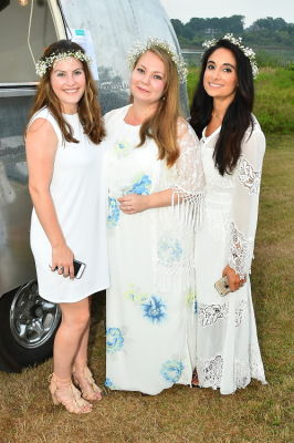 alexandra churchill in #‎BLOOMINGENBLANC‬ Summer Soireé