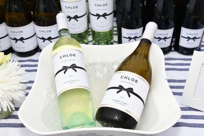chloe wines in #BLOOMINGENBLANC Summer Soireé