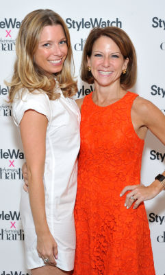 stephanie sladkus in Stylewatch X Charming Charlie Collection Launch In NYC