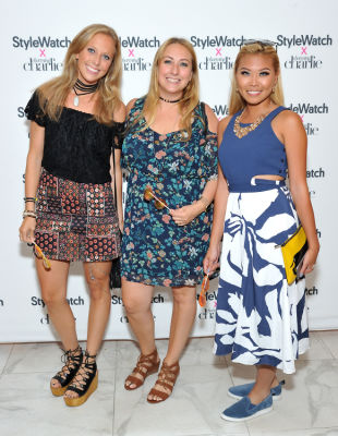 carly nath in Stylewatch X Charming Charlie Collection Launch