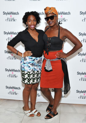 akita moore in Stylewatch X Charming Charlie Collection Launch