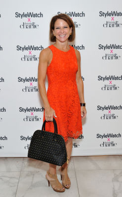 stephanie sladkus in Stylewatch X Charming Charlie Collection Launch