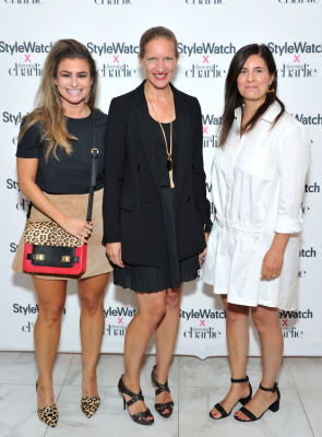 erin sumwalt in Stylewatch X Charming Charlie Collection Launch