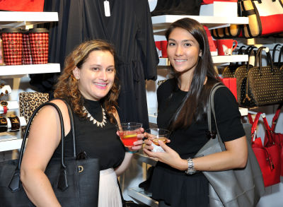 samantha tanenbaum in Stylewatch X Charming Charlie Collection Launch