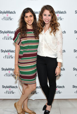 anna lombardo in Stylewatch X Charming Charlie Collection Launch