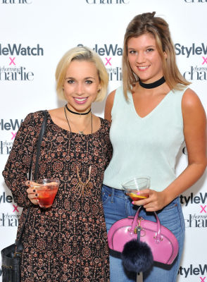 olivia ditomaso in Stylewatch X Charming Charlie Collection Launch