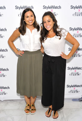 emily brozyna in Stylewatch X Charming Charlie Collection Launch