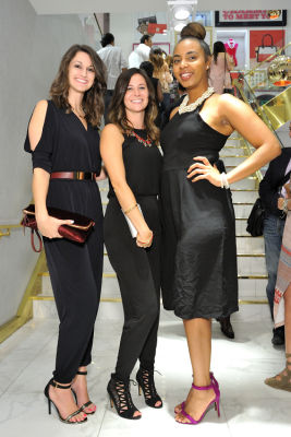 megan randolph in Stylewatch X Charming Charlie Collection Launch
