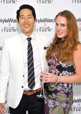 charlie chanaratsopon in Stylewatch X Charming Charlie Collection Launch