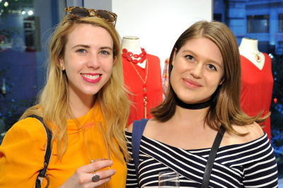 hannah tashkovich in Stylewatch X Charming Charlie Collection Launch