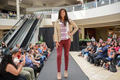 natalia prescott in Back to School Fashion Show at The Shops at Montebello