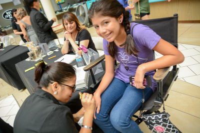 geeta rani in Back to School Fashion Show at The Shops at Montebello