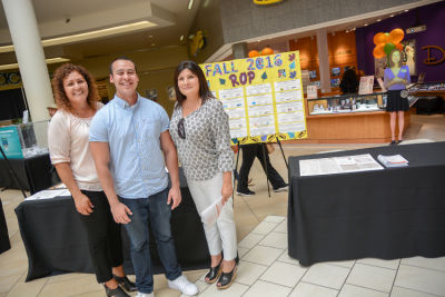 javier ortiz in Back to School Fashion Show at The Shops at Montebello