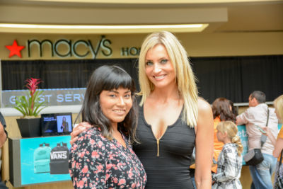 allison arredondo in Back to School Fashion Show at The Shops at Montebello