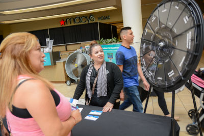 jessica miramontes in Back to School Fashion Show at The Shops at Montebello