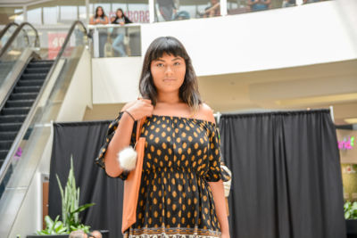 isabel rodriguez in Back to School Fashion Show at The Shops at Montebello