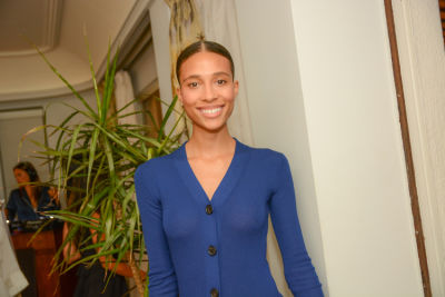 tylynn nguyen in Journelle Hosts An Elegant Evening At The Chateau Marmont