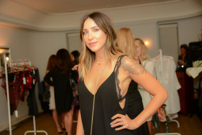 nikki deroest in An Evening with Journelle at Chateau Marmont