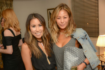 taylor osumi in Journelle Hosts An Elegant Evening At The Chateau Marmont