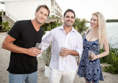 kate nardi in Oceana's Save the Last Sharks: Hosted by Loic Gouzer and Mikey DeTemple