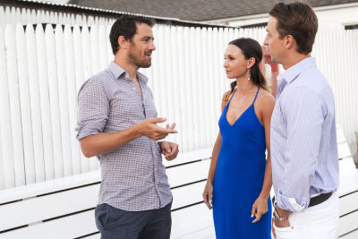 georgina bloomberg in Oceana's Save the Last Sharks: Hosted by Loic Gouzer and Mikey DeTemple