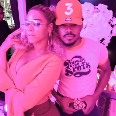 Beyoncé, Chance The Rapper