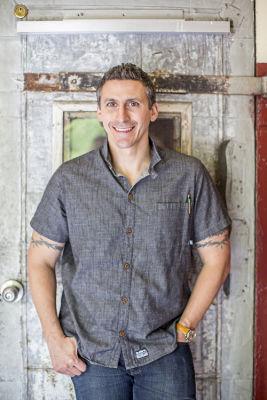 brad farmerie in Where New York's Top Chefs Go On Date Night