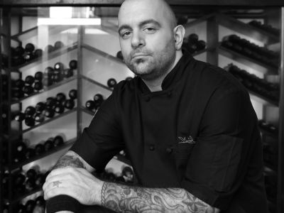 chris santos in Where New York's Top Chefs Go On Date Night
