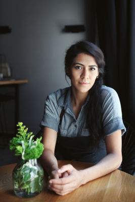 daniela soto-innes in Where New York's Top Chefs Go On Date Night