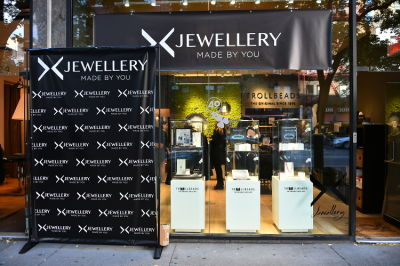 X Jewellery & The Fashion Guitar  Kick-Off NYFW