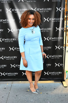 avion wallace in X Jewellery & The Fashion Guitar  Kick-Off NYFW